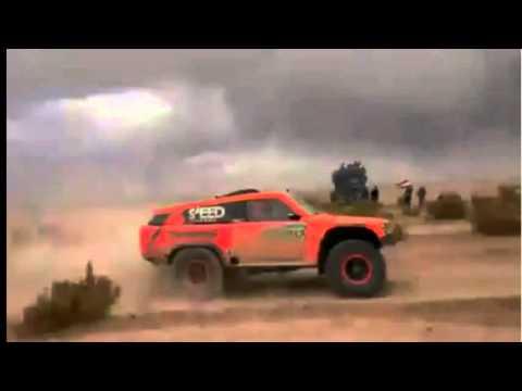 2016 Dakar SPEED Shot