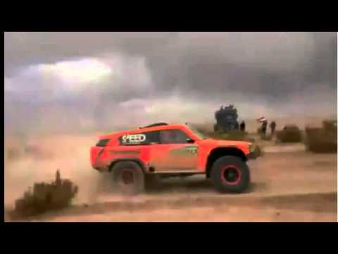 2016 Dakar SPEED Shot