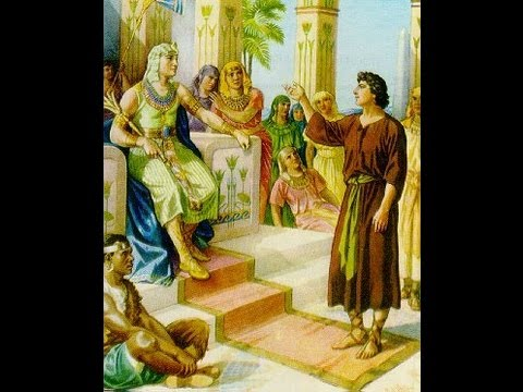 Pharaoh Had A Dream (Torah Portion #10)
