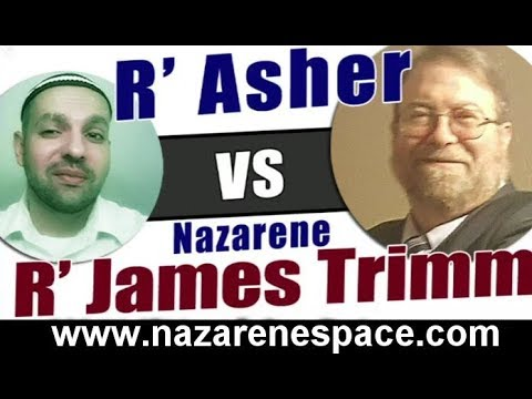 James Trimm Debated Orthodox Rabbi Asher Meza
