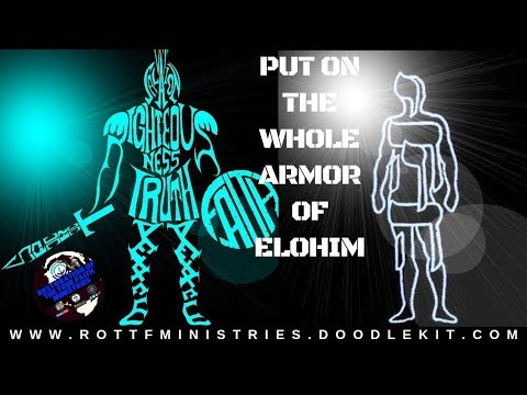 THE ARMOR OF GOD (ELOHIM)