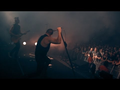 """NIN: """"March of the Pigs"""" on stage in Melbourne 4K (3.14.2014)"""