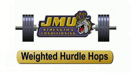 Weighted Hurdle Hops