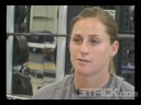 2008 Olympic Softball Player Lauren Lappin: Weight Training