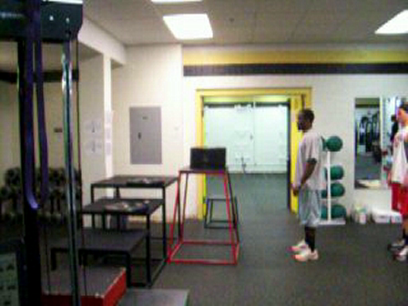 UNCP Strength - 52 Inch Box Jump