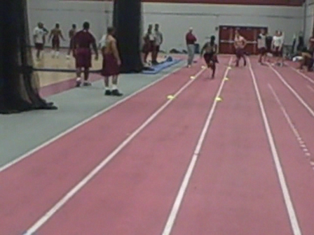 Fordham University Winter Testing