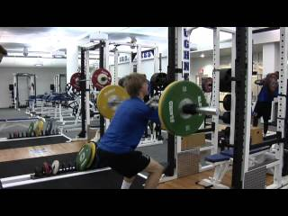 Duke Football - 09' Weight Room - Off Season