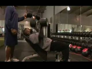 Reggie Bush Off-Season Training