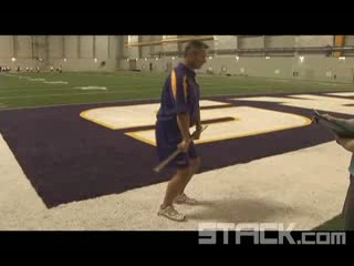 LSU Tigers Coach Tom Moffitt: The Hang Clean