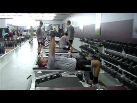 Missouri State Soccer Strength & Conditioning