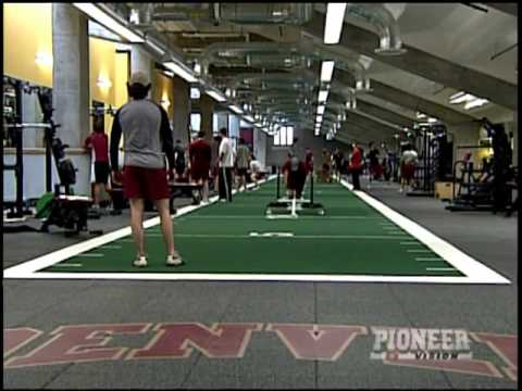 University of Denver Strength & Conditioning Complex
