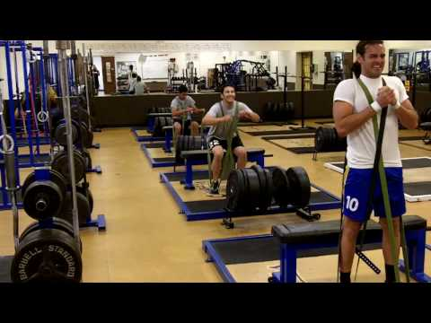 College of the Canyons Soccer Conditioning