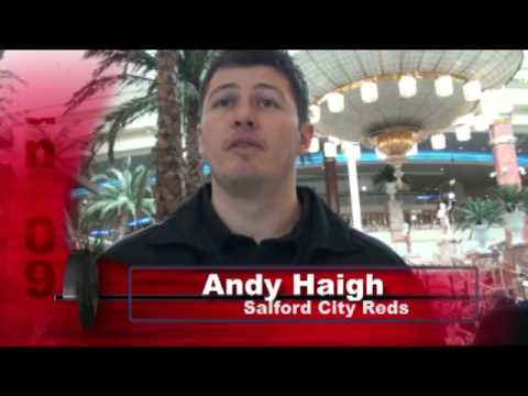 Salford City Reds Strength & Conditioning Coach