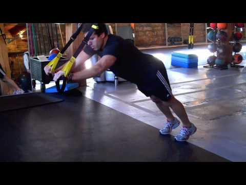 TRX Tricep Extensions