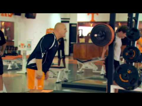 Tennessee Football winter workouts