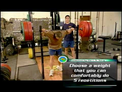 Navy Seal Workouts 5 of 5