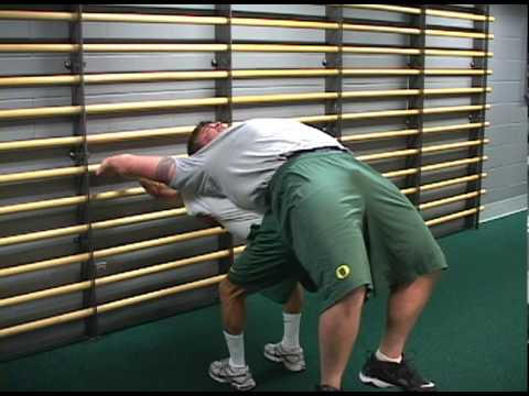 University of Oregon Strength and Conditioning
