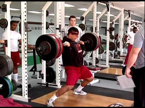 NMSU Strength and Conditioning Highlight 2010