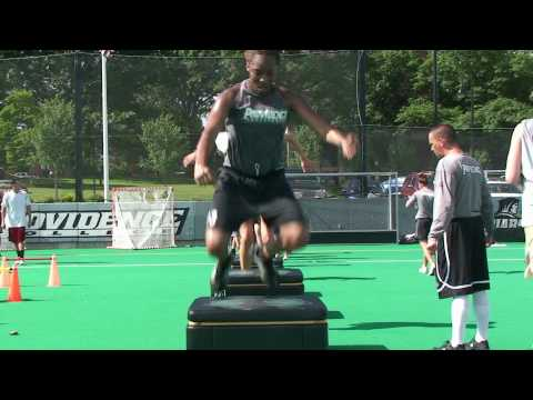 Providence College Summer Turf Workout