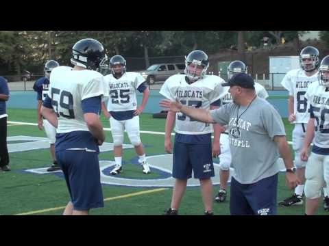 Marin Catholic Strength & Conditioning:Football Summer 2010 Pt.2