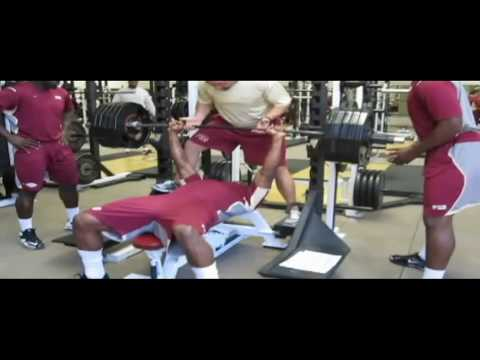 FSU FOOTBALL STRENGTH AND CONDITIONING 2010