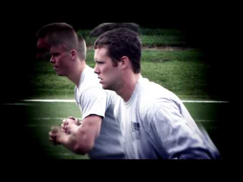 Iowa Football - Speed Training