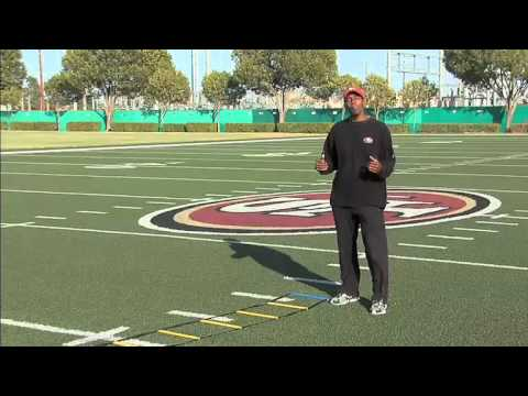 49ers Strength and Conditioning: Icky Shuffle