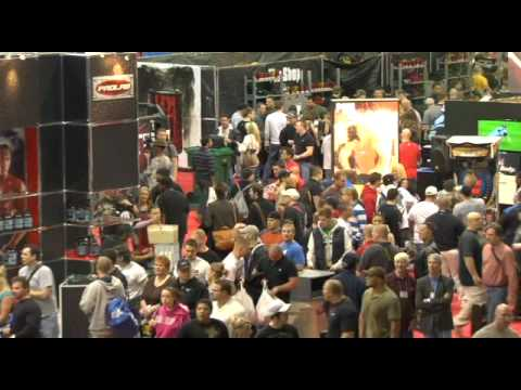 2011 Arnold Fitness EXPO