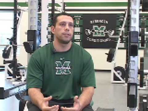 Marshall University Baseball Strength and Conditioning