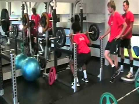 Volleyball Canada Strength and Conditioning 2010