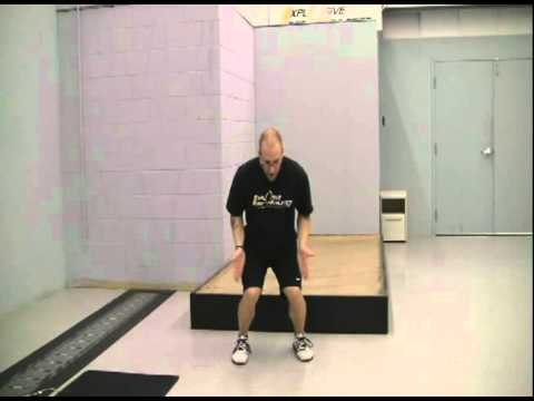 Increase Your Vertical Jump : Part 1 - Foot Placement