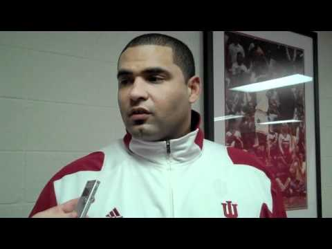 IU Football Assistant and Strength Coaches