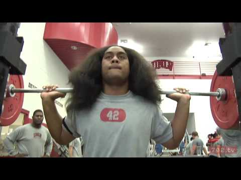 UNLV - Winning it in the Weight Room
