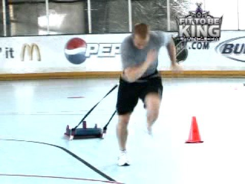 NHL Workout - Dustin Brown