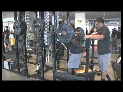 2010 Army Football Workout