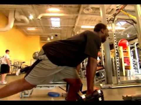 NFL Combine Workout - How to get faster and more explosive