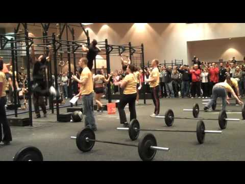 2011 Arnold Sports Festival - Crossfit Competition