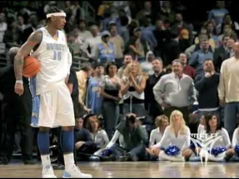 Carmelo Anthony - Training With Stephen Hess