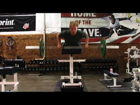 Ted Ligety's Offseason Training