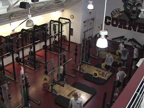 Cornell Soccer Strength and Agility Training