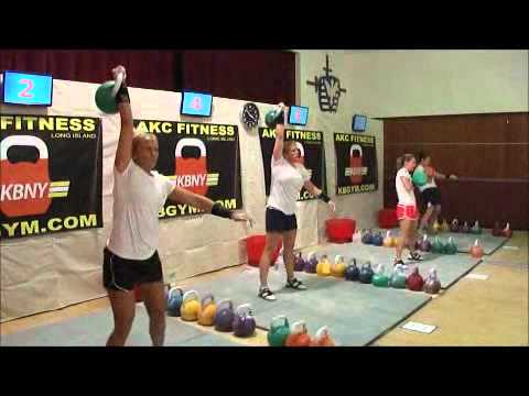 24kg Strong Sport Division at WKC Long Cycle Championships in Long Island 3-26-11