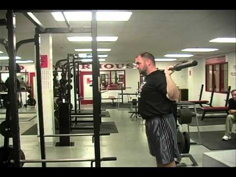 University of Indianapolis Lifting Techniques