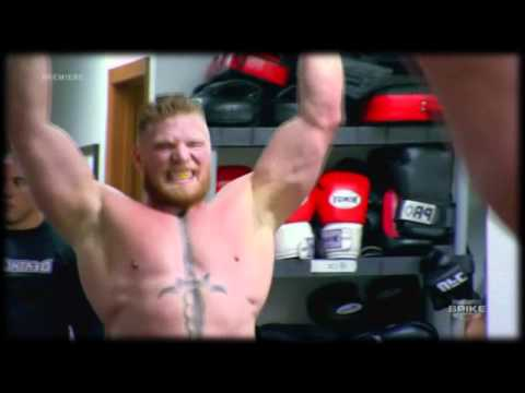 Brock Lesnar - Inspirational Workout