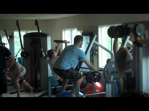 Laird Hamilton Strength Training Workout