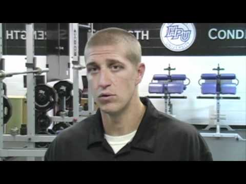 Meet strength & conditioning coach Tim Teefy