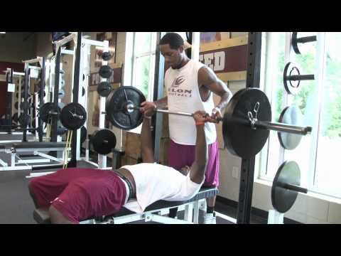 Elon Athletics Strength & Conditioning