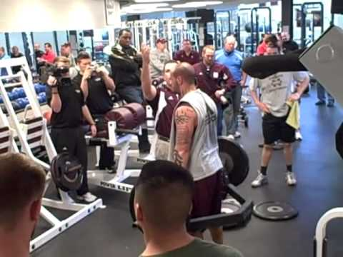 Mississippi State Strength & Conditioning Clinic