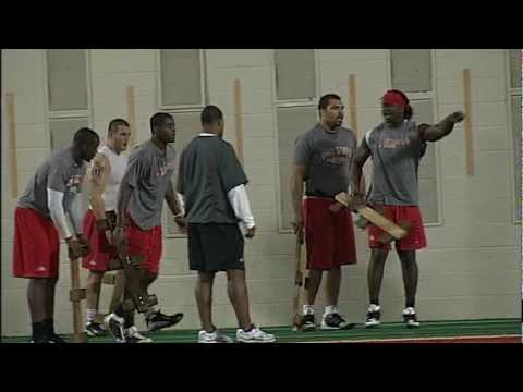 Ohio State Football Back To Work ... Early
