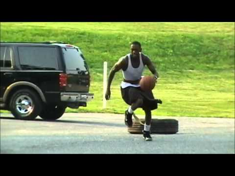 Basketball & Football  Strength and Conditioning Video - 2010