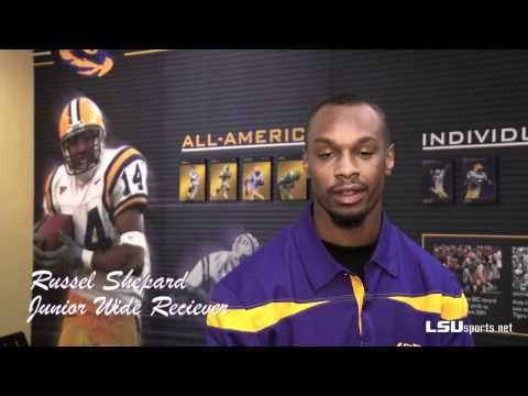 LSU Football All-Access 2011 4th quarter program